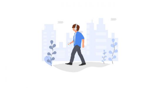 毎日の運動は30分全力で歩く。それだけで生活の質が上がりまくった